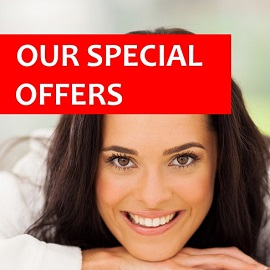 Check our special offers
