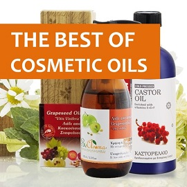 The best of cosmetic oils