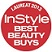 "BEST BEAUTY BUYS 2013 Magazynu ""InStyle"""