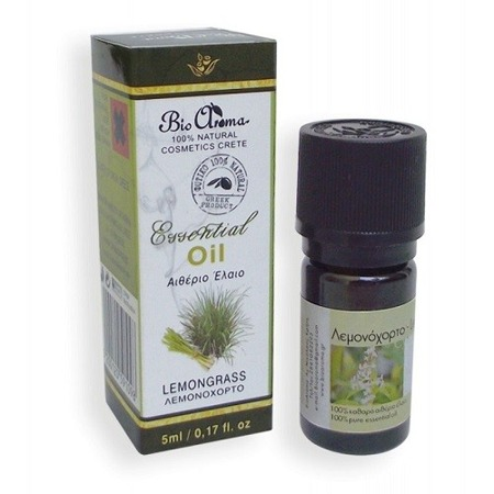 BioAroma LEMONGRASS essential oil 100% natural 5ml